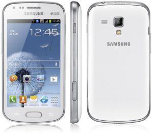 اسعار ومواصفات سامسونج جلاكسي ديوس S7562 Galaxy S DUOS ( واي فاي )