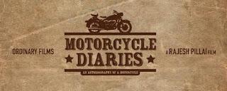 rajesh pillai's next motorcycle diaries
