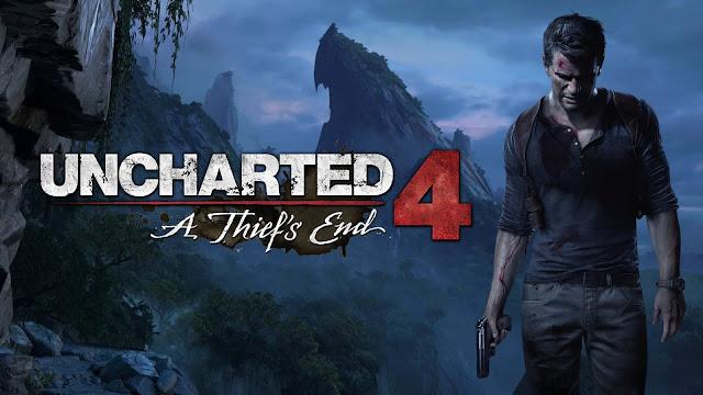 Uncharted 4 se retrasa 1
