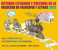 3er. Octubre Literario y Cultural