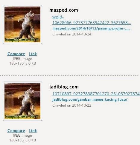 Cara Mengetahui Sumber Asli Gambar Di Internet