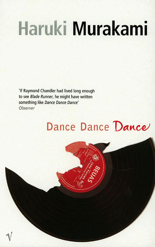 Dance, Dance, Dance (cover) - Haruki Muakami