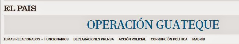 Nombres curiosos de operaciones policiales