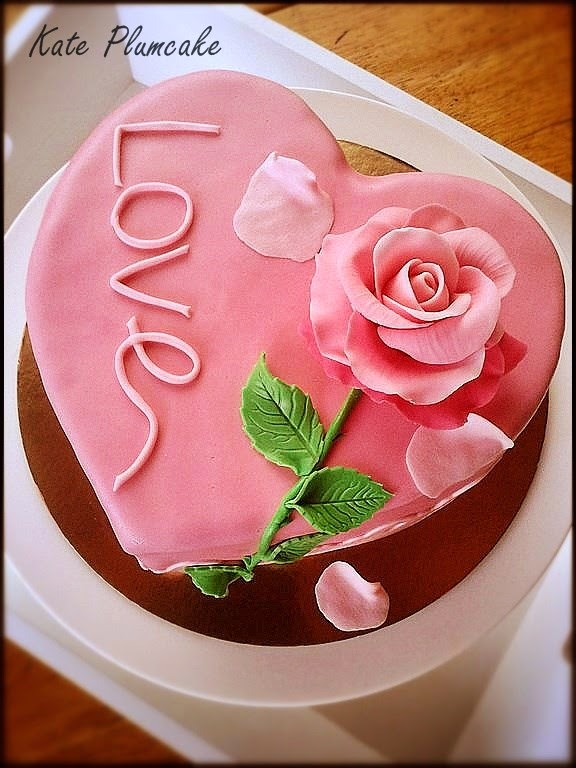 cake heart - torta cuore