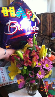 European Garden Bouquet for Birthday actual