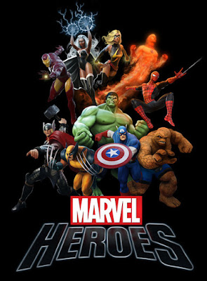 Marvel Heroes 2015 Free Download