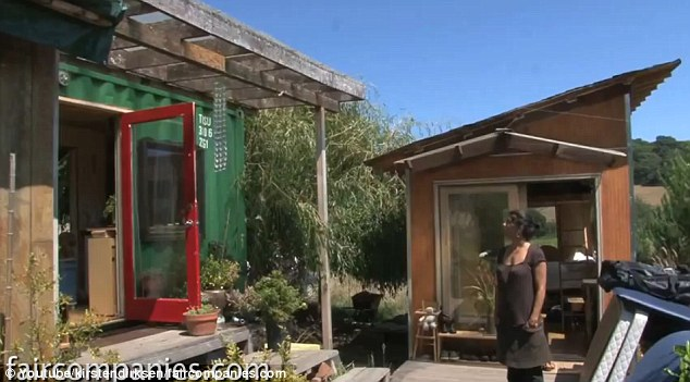 Shipping container homes 39 lulu 39 california 4 000 shipping container home - Container homes california ...