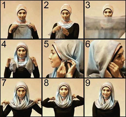 Hijab islam femme
