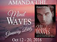 Amanda Uhl's MIND WAVES Giveaway Blitz
