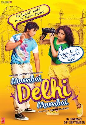 Mumbai Delhi Mumbai (2014) Full Hindi Movie HD