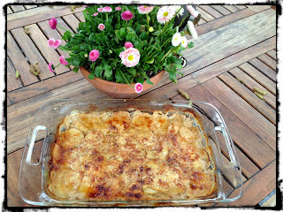 Recipe: &#8216;Twice as Nice&#8217; potato gratin