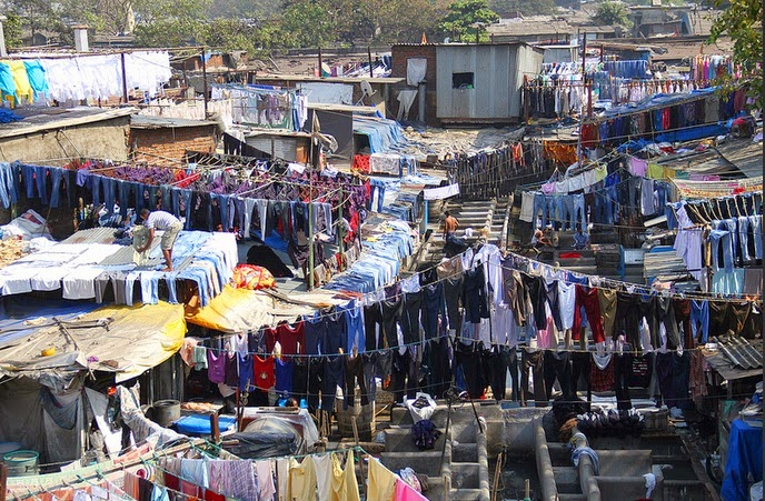 mumbai washermen colony