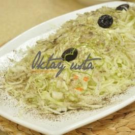 Lahana Salatası Tarifi Lahana Salataları