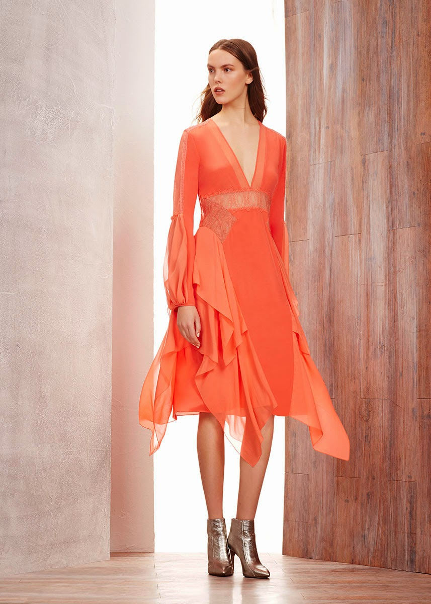Fashion style Mizrahi isaac fall runway review for girls