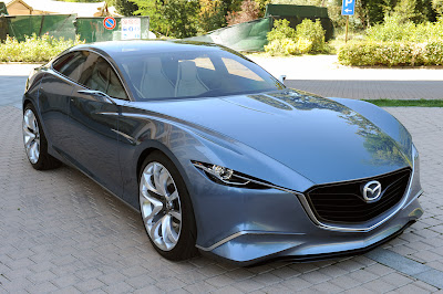 New Mazda Shinari Another Four Door Sports Coupe , Another Four Door Sports  Coupe Can Love Or Hate. We Are Talking About A Car Mazda, Whose Debut Was  Held ...