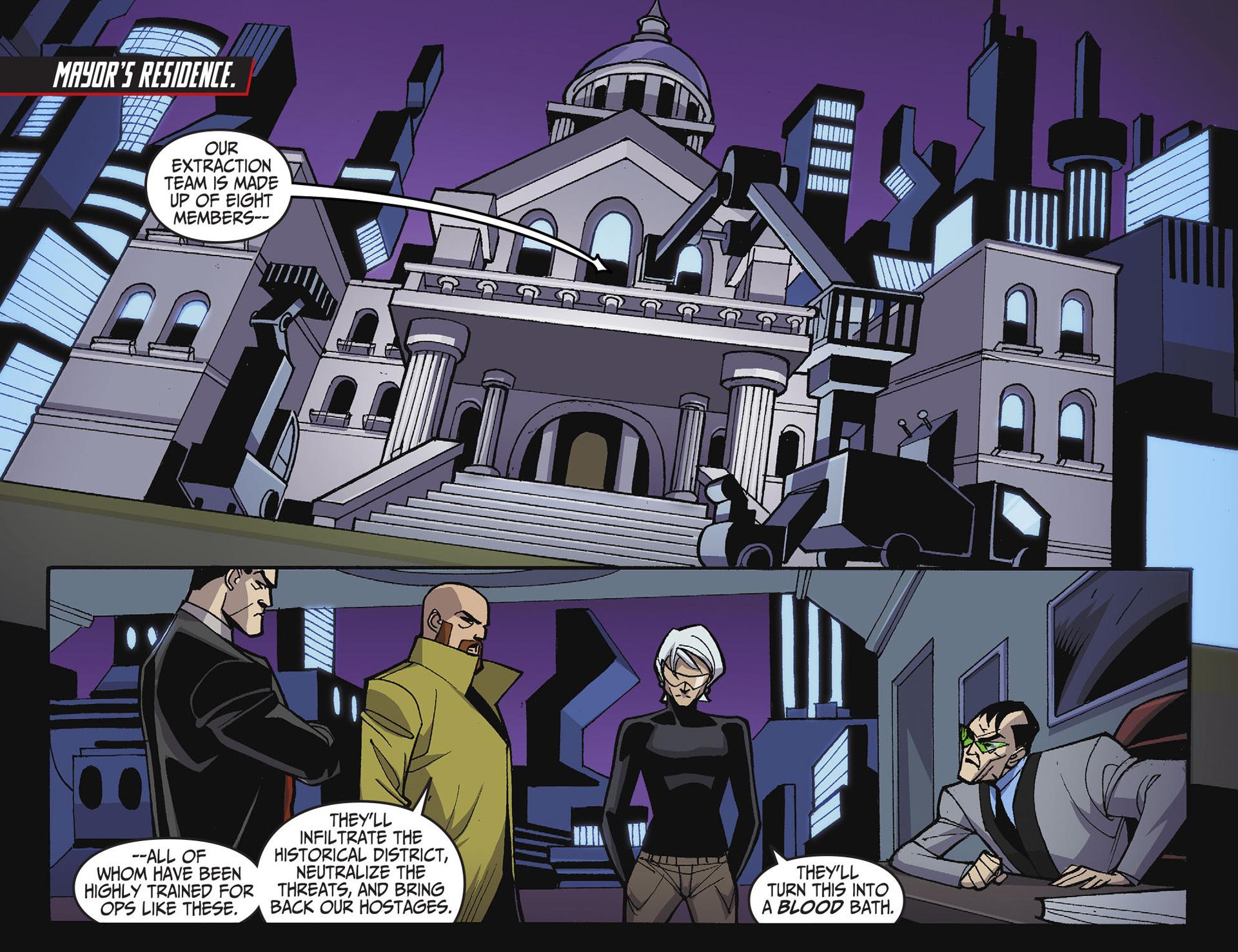 Batman Beyond 2.0 Issue #12 #12 - English 3