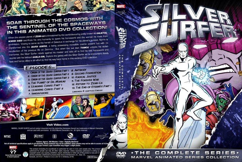 Cine y series de animacion - Página 10 Silver+Surfer+The+Animated+Serie+P03