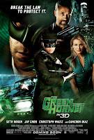 Green Hornet - poster