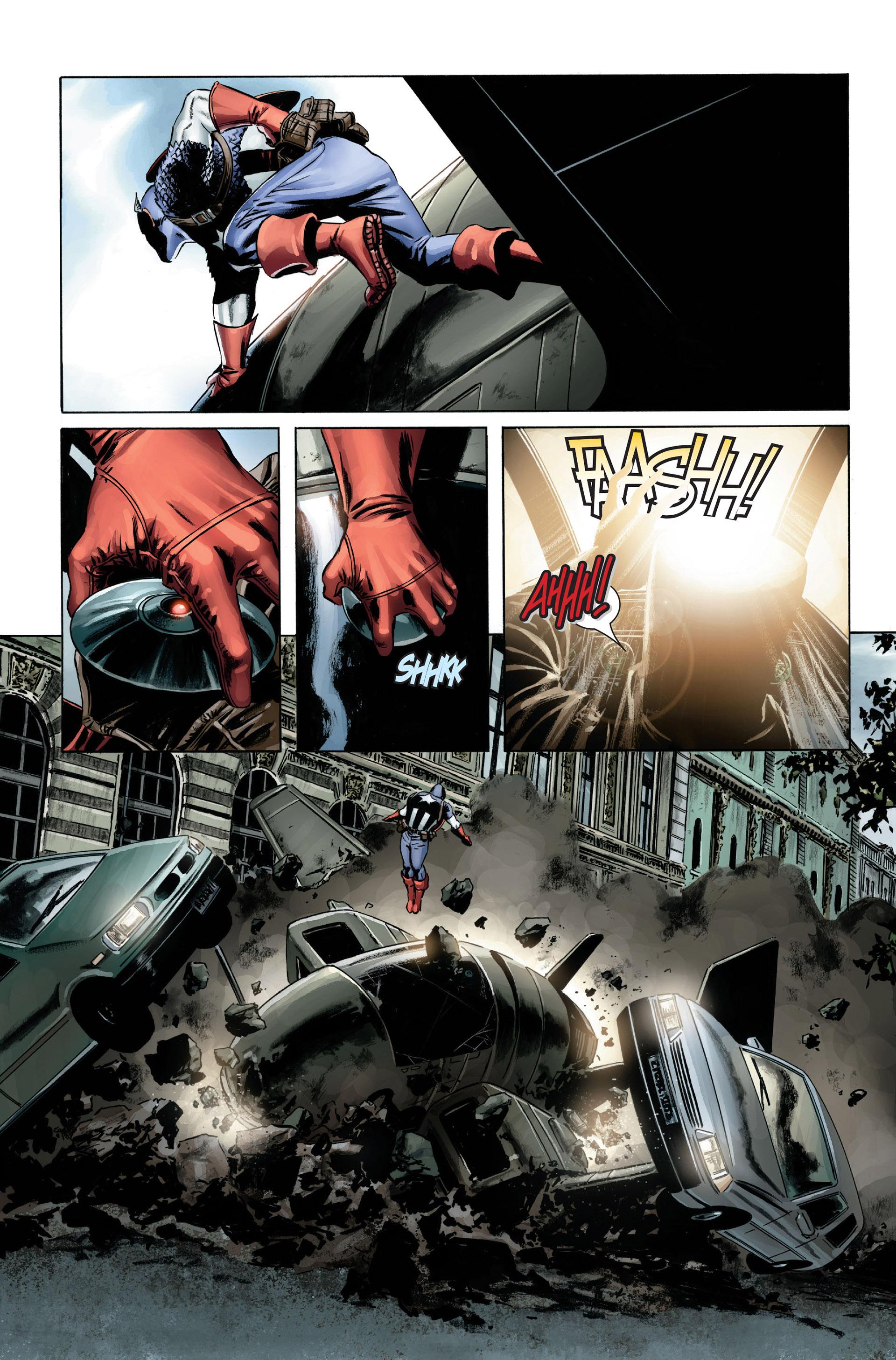 Captain America (2005) Issue #3 #3 - English 12