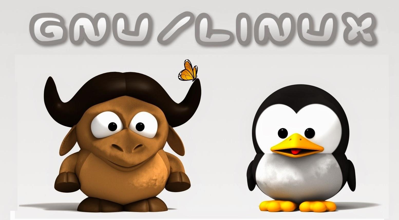 gnu, linux,