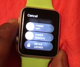 Reset any Apple Watch back to factory settings.