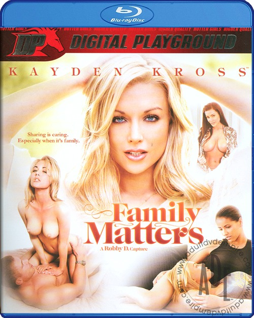 XXX movie: Family Matters