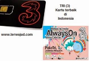 Kartu Internet Koneksi Tercepat di Indonesia