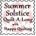 Summer Solstice Quilt-A-Long!!!