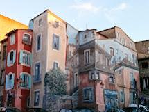 Casas de lienzo