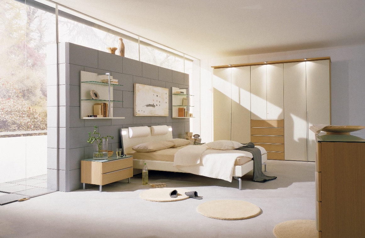 Modern Bedroom Decorating Ideas | Interior Home Design