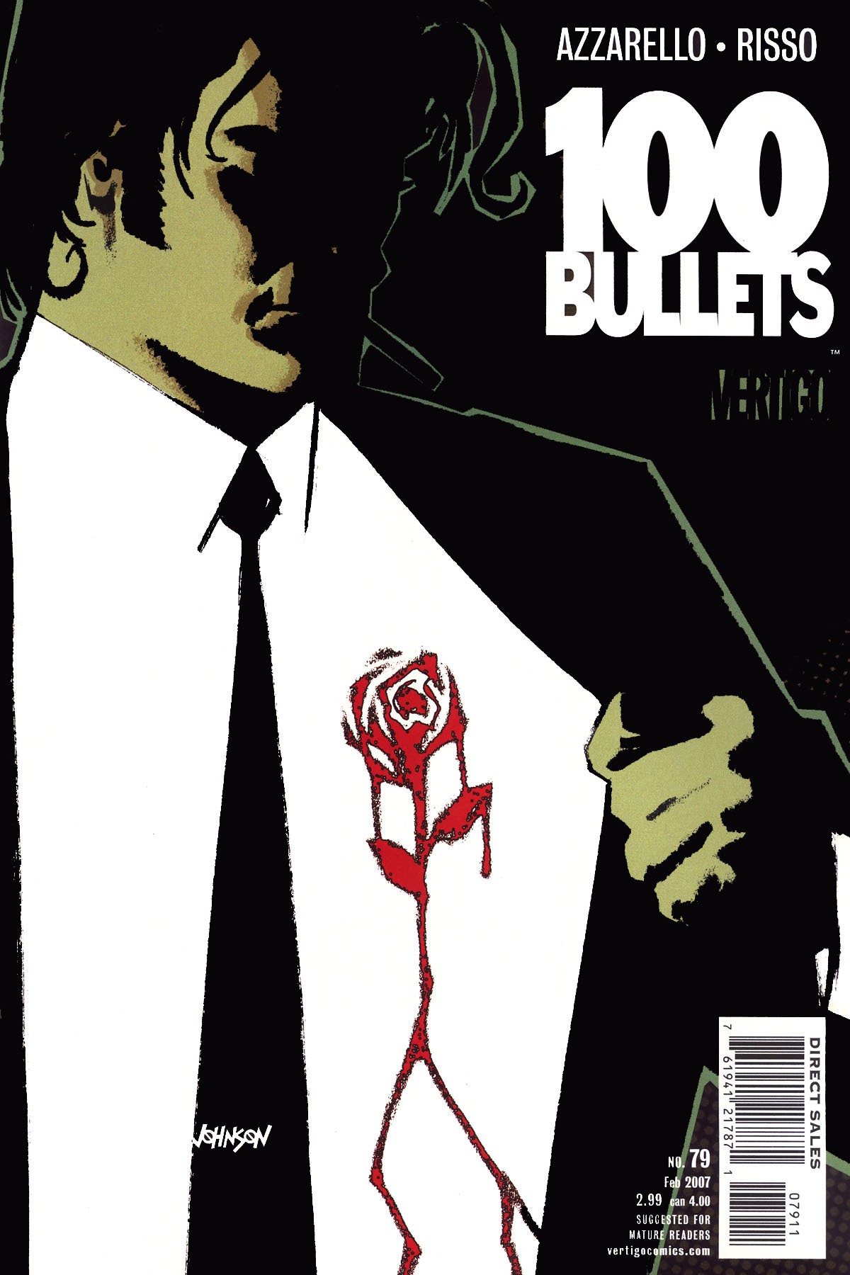 100 Bullets 79 Page 1