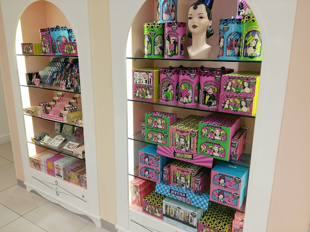 Benefit boutique Birmingham