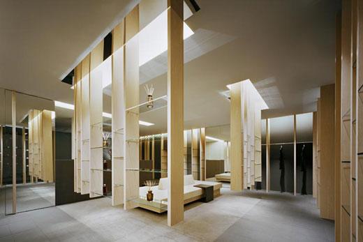 ÉPÍTÉSZ BELSŐÉPÍTÉSZ BLOG: Modern Spa Interior Design Ideas