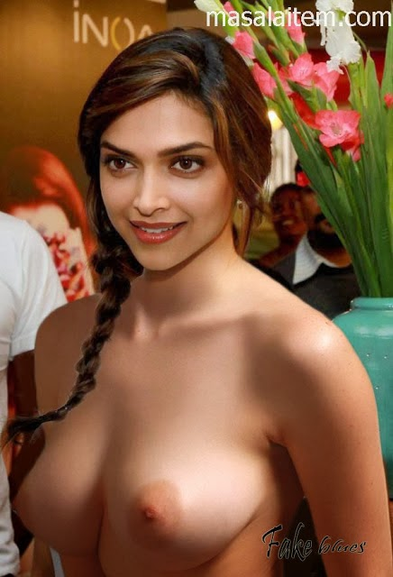 Deepika Padukone  nackt