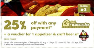 Enjoy ours promotions an deals