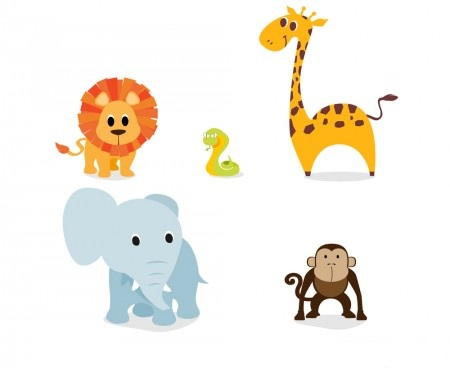 Baby forest animals clipart - photo#24