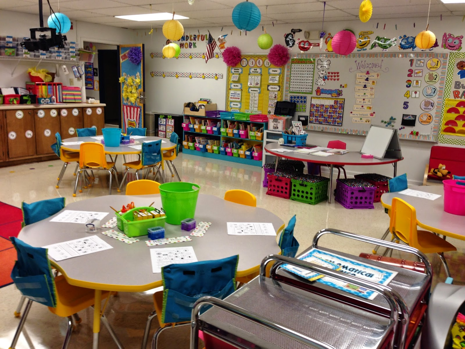 The Coffee Crafted Teacher Classroom Reveal