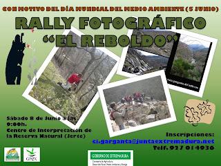 Rally fotográfico en el Valle del Jerte