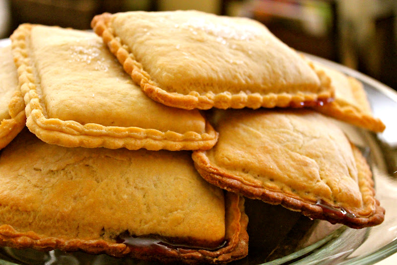 Harmony Household: Homemade Toaster Pastries