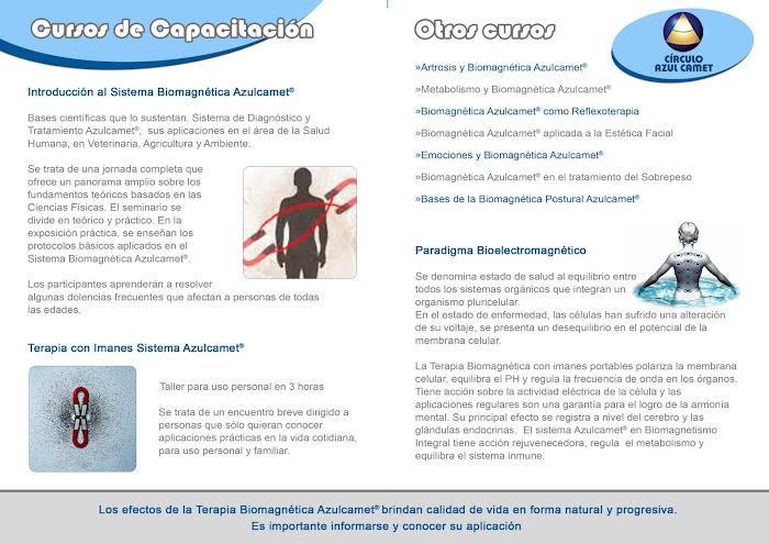 Biomagnetismo Azulcamet