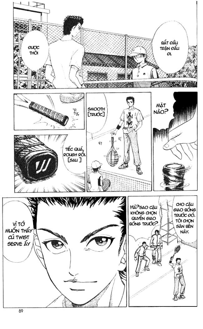 Prince of Tennis chap 3 Trang 6