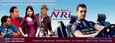 Sada Jawai NRI (Punjabi Movie) – Gavie Chahal & Mandy Takhar