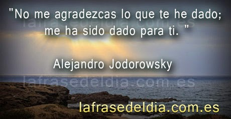 Frases motivantes de Alejandro Jodorowsky
