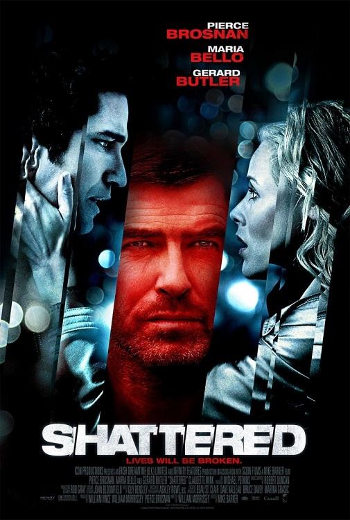 Giờ Của Sự Sợ Hãi - Shattered - 2007