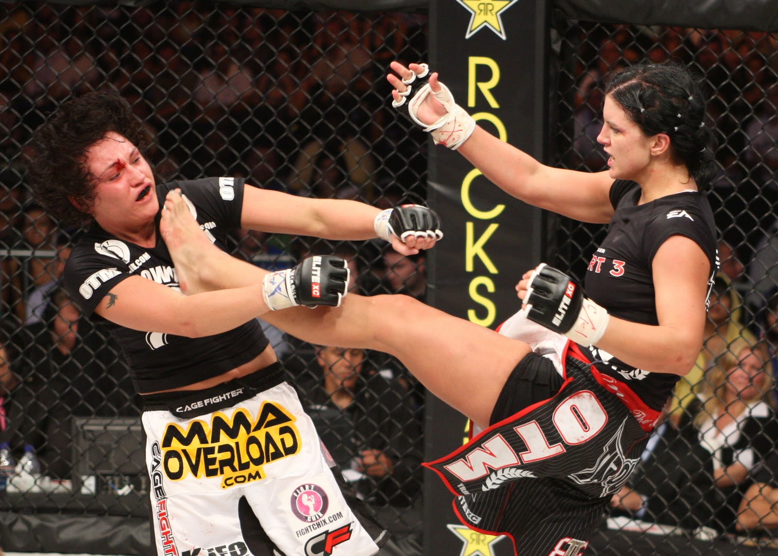 foto Gina Carano mixed martial arts