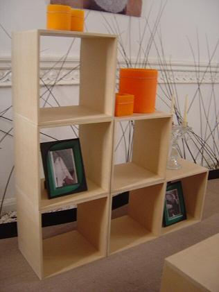 Manualidades en fibrofacil cubos y mesas para todos los for Como armar muebles de mdf