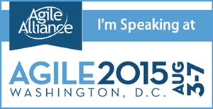 Agile2015 Speaker
