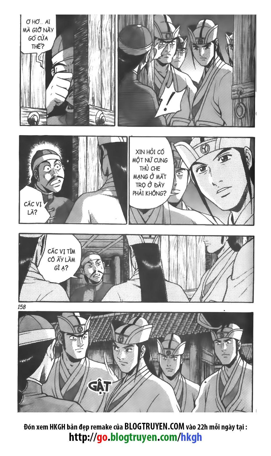 Hiệp Khách Giang Hồ chap 277 page 19 - IZTruyenTranh.com
