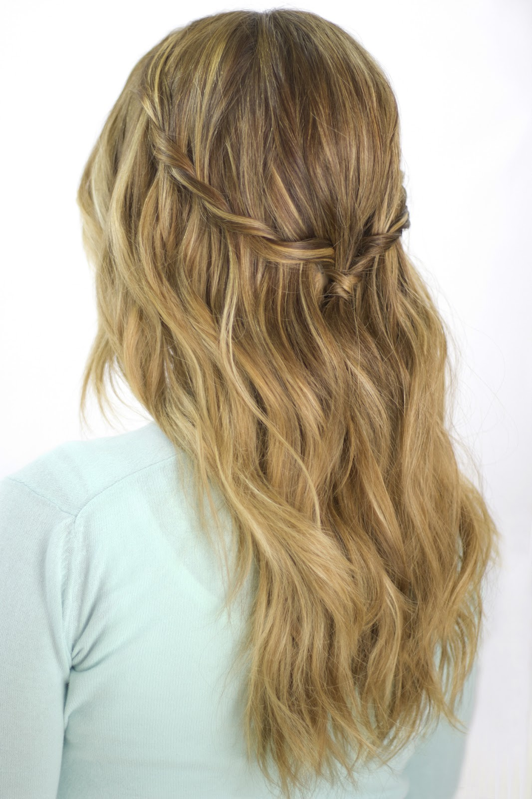 Hair And Make Up By Steph Video Tutorial Waterfall Twist