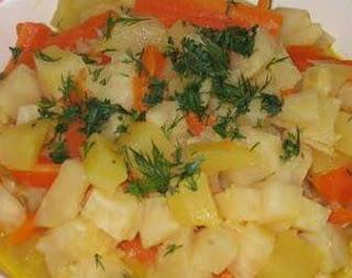Ek Gıda Portakallı Kereviz